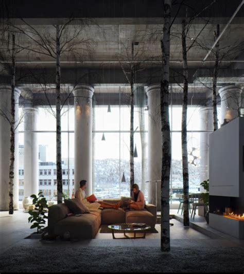 40 Lofts That Push Boundaries by Home Designing Via 40 Lofts That Push