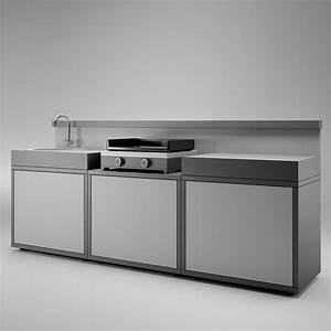 Meuble De Cuisine Exterieur : meuble cuisine exterieur best meuble cuisine exterieur feu gaz encastrable in gl fdual inox ~ Melissatoandfro.com Idées de Décoration