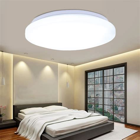 led  ceiling  light recessed fixture lamp