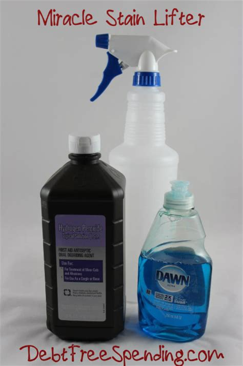 hydrogen peroxide on clothes miracle cleaner hydrogen peroxide dawn stains i am and sprays