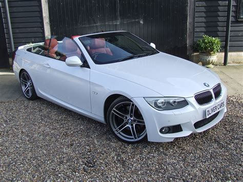 Bmw 335i Convertible by Bmw 335i M Sport Dct Convertible Oliver Cars Ltd