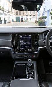 Volvo S90 Recharge T8 hybrid interior & comfort ...