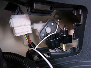 2018 Honda Pilot Curt T-connector Vehicle Wiring Harness For Factory Tow Package