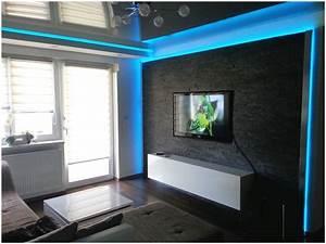 Indirekte Beleuchtung Wohnzimmer : indirekte beleuchtung wohnzimmer tipps hauptdesign ~ Watch28wear.com Haus und Dekorationen