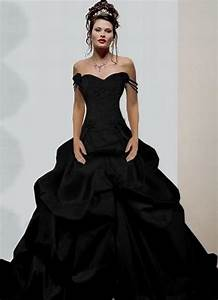 black wedding dresses naf dresses With sexy black wedding dress