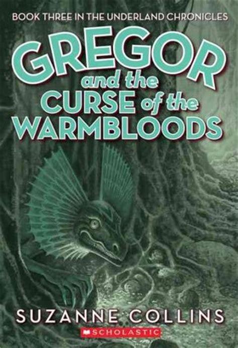 gregor   curse   warmbloods  suzanne collins