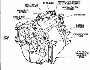 Mack Transmission Parts Diagram