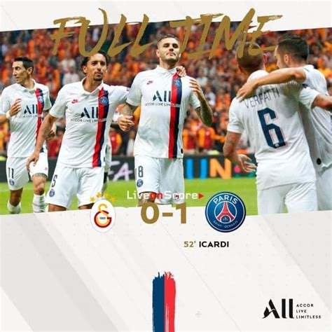 All statistics are with charts. Galatasaray 0-1 Paris SG Full Highlight Video - Uefa ...