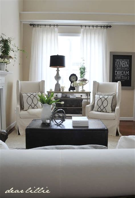 What To Do With A Small Formal Living Room