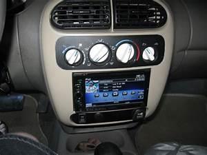 Double Din Radio 2004 Neon Sxt
