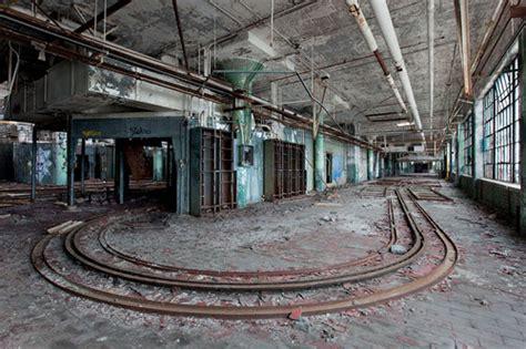 de lieux abandonnes par thomas jorion