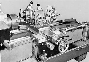 Manual Lathe Machine Japan