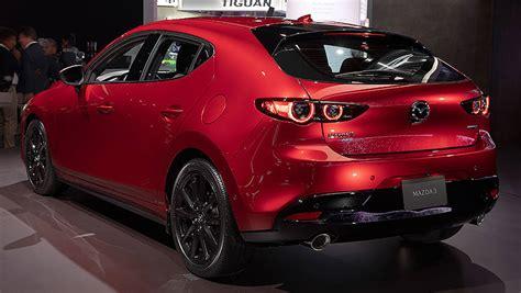 2019 Mazda 3 Turbo by Mazda 3 2019 Sedan And Hatch Personality Split Explained