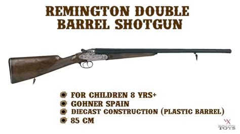 remington double barrel shotgun black youtube