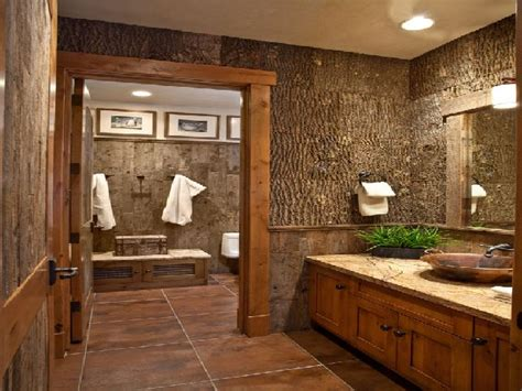Rustic Bathrooms Designs by 20 Marvelous Rustic Bathroom Design