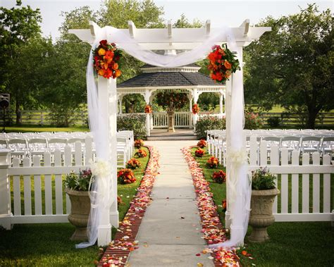 wedding decorations for outdoor weddings 35 outdoor wedding decoration ideas