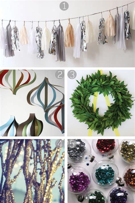 diy fun easy christmas decoration ideas  sarah designs