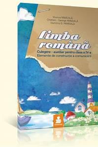 Nou - Limba Romana  Elemente De Constructie A Comunicarii