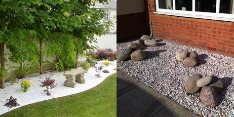 decorative gravel for landscaping decorative landscape border ideas gravel master blog