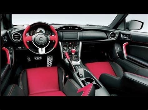 toyota gt interior youtube