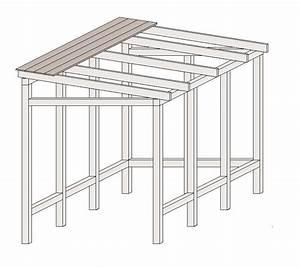 Dach Garage Bauen : fahrradgarage selber bauen ~ Michelbontemps.com Haus und Dekorationen