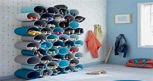 Solution Dressing Pas Cher : 8 astuces rangement pas cher pour la maison ~ Premium-room.com Idées de Décoration