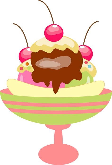 Sundae Clipart Sundae Clipart Pencil And In Color Sundae Clipart
