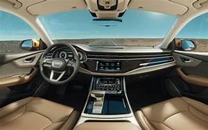 Audi Q8 Interieur : q8 q8 audi deutschland ~ Medecine-chirurgie-esthetiques.com Avis de Voitures