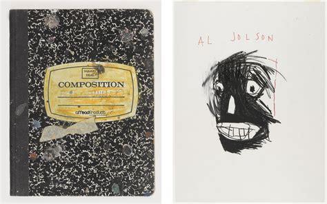 Les Carnets De Croquis De Basquiat Dévoilés
