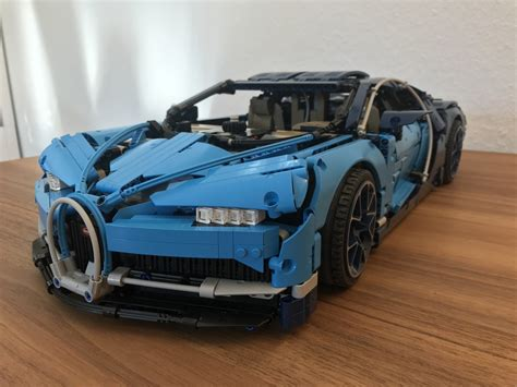 Significantly he also set up a racing. 42083 Bugatti Chiron - MODs and Improvements - Page 14 - LEGO Technic and Model Team ...