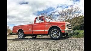 1968 Chevrolet C20  C10 Longbed