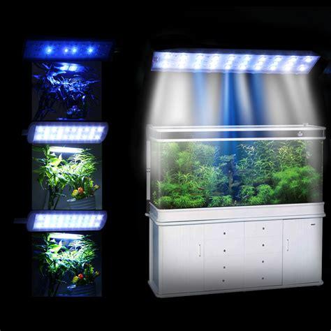 black light aquarium large aquarium clip l light 28 led 3 modetouch