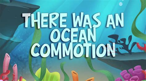 Rock The Boat Vbs Ocean Commotion by Ocean Commotion Song Lyrics Video Youtube