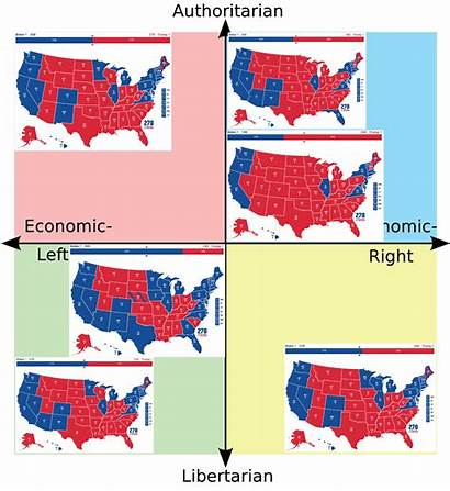 Compass Political Map Each Electoral Thinks Politicalcompassmemes