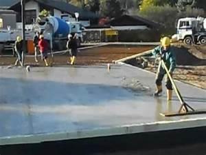 Bodenplatte Betonieren Kosten : bodenplatte betonieren wohnhaus 1 youtube ~ Whattoseeinmadrid.com Haus und Dekorationen