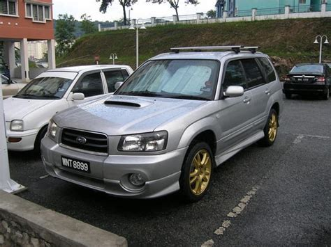 Ginseng 2005 Subaru Forester Specs, Photos, Modification