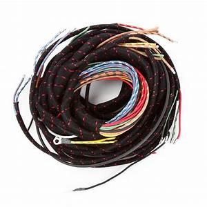 Autosportswiring  Austin Healey Bn1 Wiring Diagram