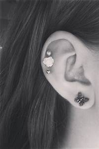 Cartilage piercings | Cartilage Piercing | Pinterest ...