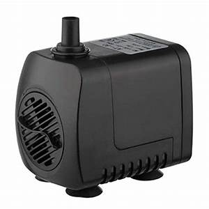 2020 110v Submersible Water Pumps For Aquarium Fish Tank Garden Pond Statuary Outdoor Fountain