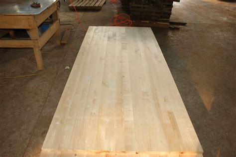 maple edge glued butcher block countertops jieke wood