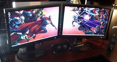 Monitor Dual Wallpapers Create Awesome Monitors College