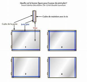 Joint Plat Pour Vitre Insert : sch ma page jointe sch mas insert croquis d tails l ~ Dailycaller-alerts.com Idées de Décoration