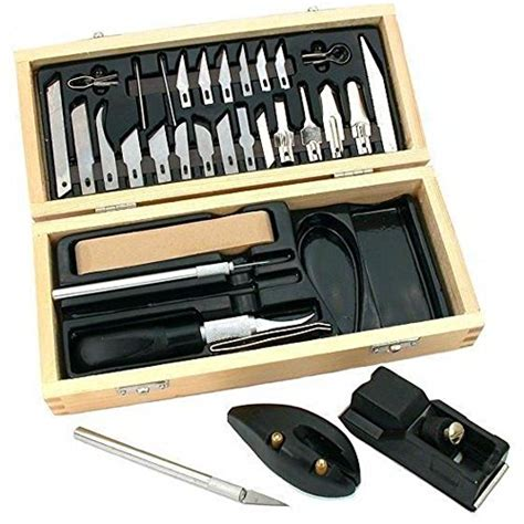 hobby knives model building craft wood carving tools