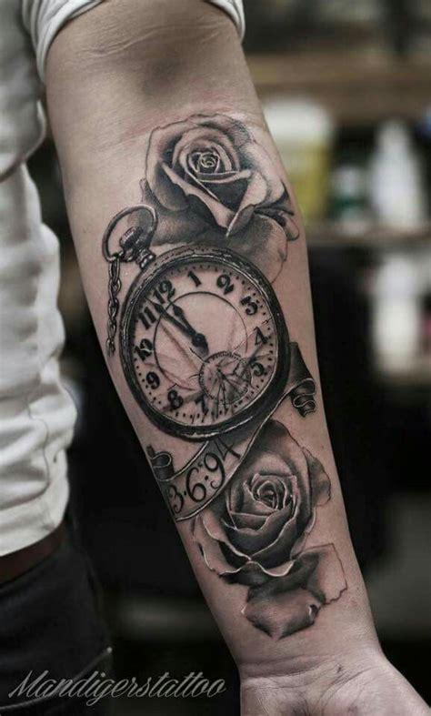 ideas  clock tattoos  pinterest time