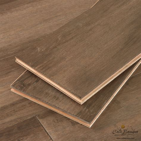 Cali Bamboo Eco Engineered Flooring Napa Fossilized