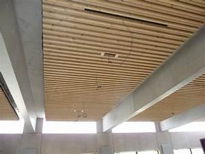 Menuiserie Intrieure Plafonds Phoniques En Bois Xyleo
