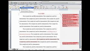 Creating Final Draft In Microsoft Word