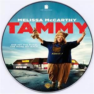 Tammy DVD Label (2014) Custom Art