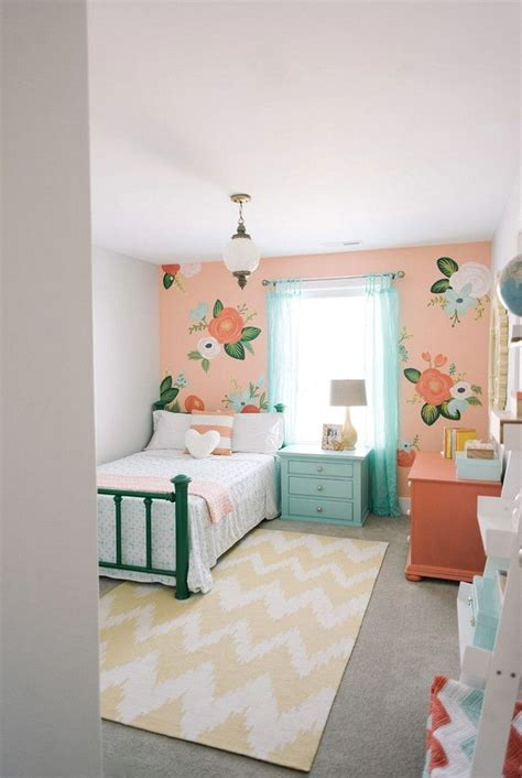 Kid's Bedroom Ideas For Girls (2) Decorspace