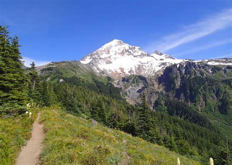 backpack timberline trail mt hood sierra club